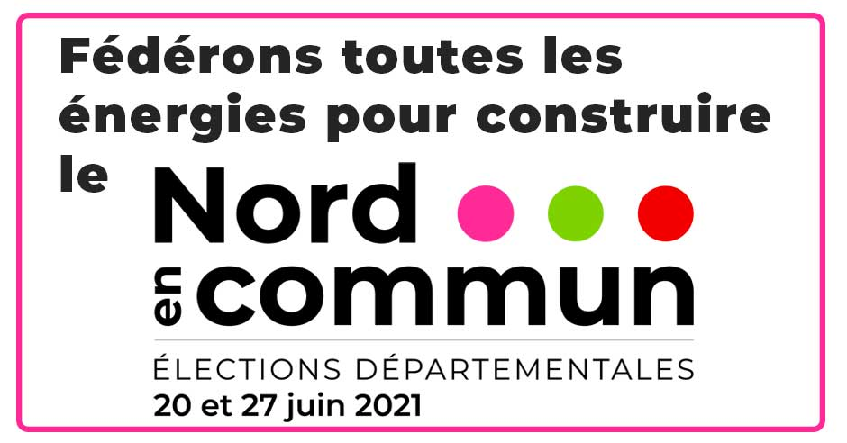 Rejoignez l'appel pour construire le Nord en commun
